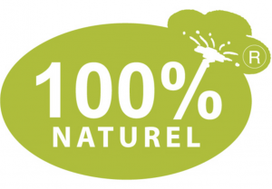100 % naturel