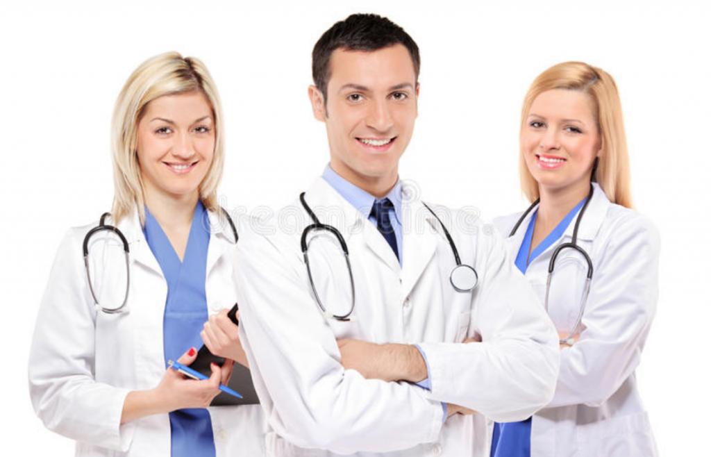 equipe medicale